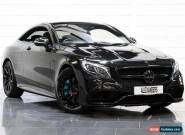 2016 Mercedes-Benz S Class S63 AMG 5.5 V8 Bi Turbo Coupe Auto [VAT Qualifying] P for Sale